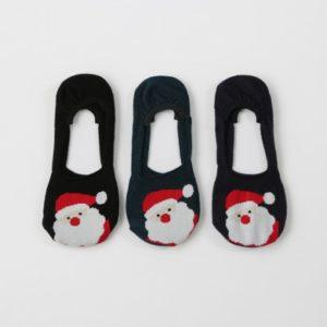 サンタ靴下ー3COINS