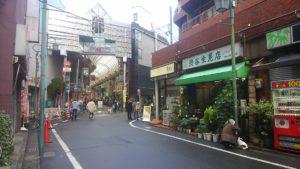 Musashikoyama shopping street (Shinagawa)