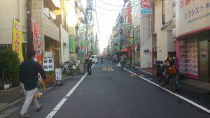 4 shoutengai around Hatanodai(旗の台) Shinagawa-ku