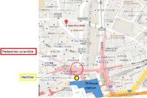 渋谷 apple store