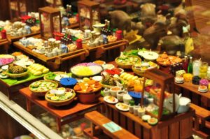 Groceries -imported foods-