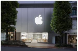 apple store 渋谷