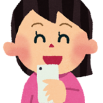 smartphone_woman_laugh