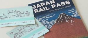 "For your comfortable transfer around Japan…About "" JAPAN RAIL PASS."""