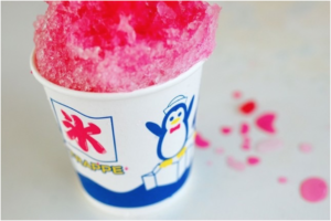 Shaved Ice – The Best Way of Cool Down