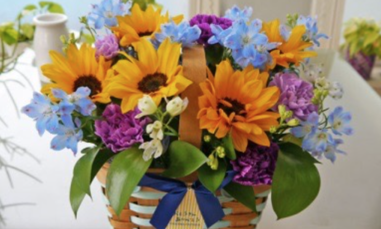 Gift: Bunch of flowers ~Which Flower is Appropriate for Which Occassion?~