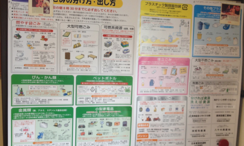 How Does Garbage Disposal Works in Japan?