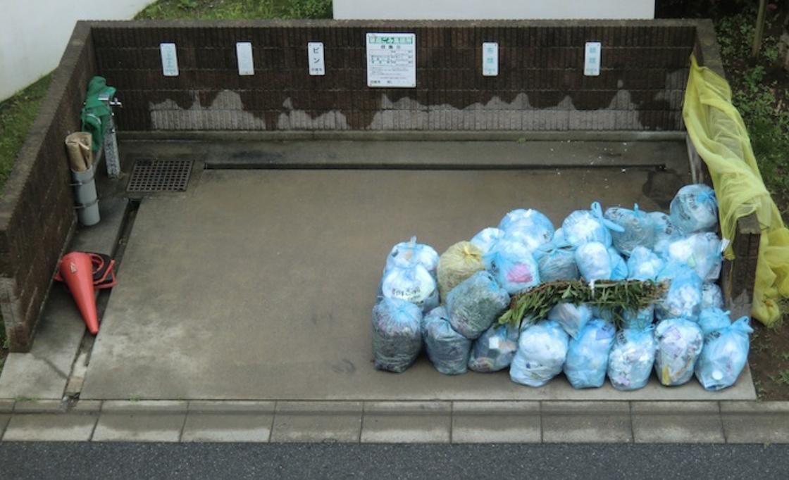 how does garbage disposal works in japan guidable. Black Bedroom Furniture Sets. Home Design Ideas