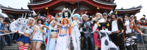 The Cosplay Culture in Japan