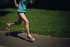 Daily Life: Finding a place to exercise