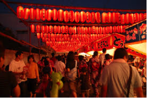 Enjoy Japanese festivals! (Omatsuri)