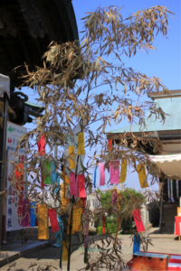 "Japanese traditional festival ""Tanabata"""