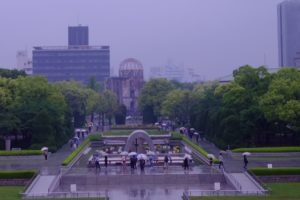[Travel & History] Visiting Hiroshima on August 6