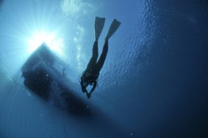 Dive in Mikomotofor one day: Scuba Diving Spot in Okinawa