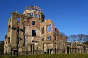 A-Bombed Buildings Tour in Hiroshima