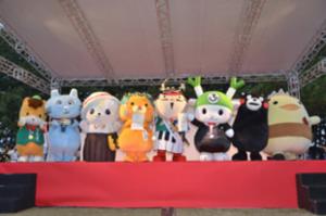 The Yuru-Chara Fever in Japan!
