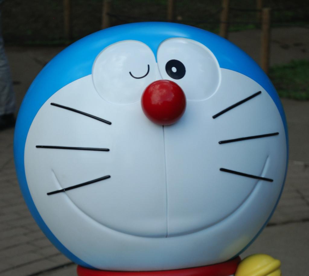 Doraemon Real: The Story Of DORAEMON: Dreams Come True With DORAEMON