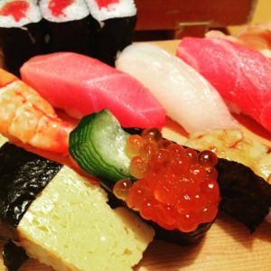 Sushi with or without Wasabi – The Meaning of Existence