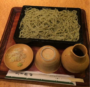 Soba – One of Typical Japanese Food