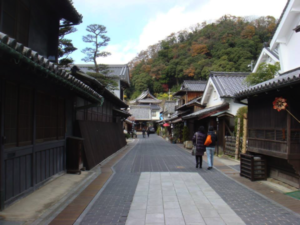 """Takehara Historical Heritage – One of Cities Called """"The Little Kyoto"""""""