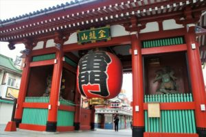 Senso-ji Temple – The Oldest Temple in Tokyo