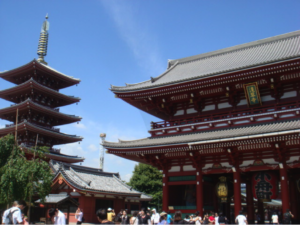 The Other Side of Senso-ji Temple – Stop By More Sights to See