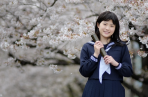 Interesting Practices for Japanese Graduation Ceremony
