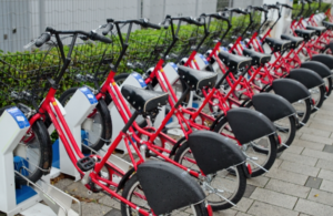 Be Eco-Friendly and Try the City-Cycling in Japan