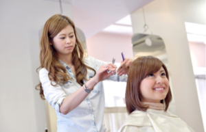 Don't hesitate to get a haircut in Japan