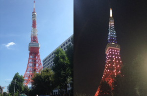 [Jin's adventure in Japan~Chinese student eye~4]Tokyo is one of the most fascinating place in Japan