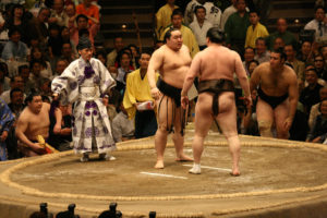 SUMO: the National Sport of Japan