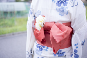 Tips You Should Know When You Wear a Yukata