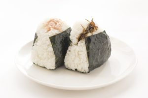 'Onigiri'- one of the most popular Japanese foods for centuries