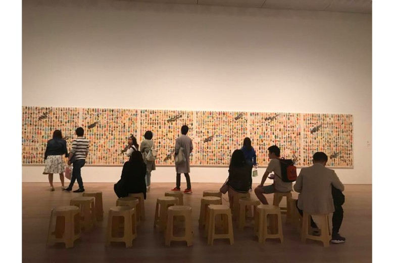 Where to go for an art experience while living in Japan