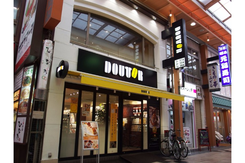 list of popular coffee chains in japan