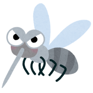 在日本生活時,如何對付可惡的蚊子?