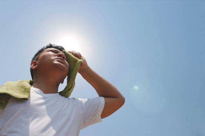 heatstroke in japan