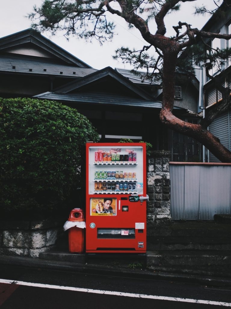 4 interesting facts about Vending Machines in Japan!