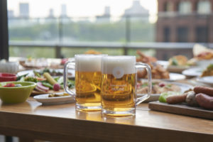 Beer Garden Selection: Beer Terrace in Marunouchi House 2017