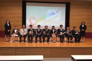 Advice from your senpai: Struggle of  National Speech Contest Champion