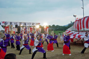 Facts about Yatai and Bon dance in Japan