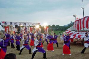 Datos sobre los yatai y la danza bon en Japón