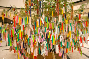 Spend Tanabata with your Japanese girlfriend in summer!