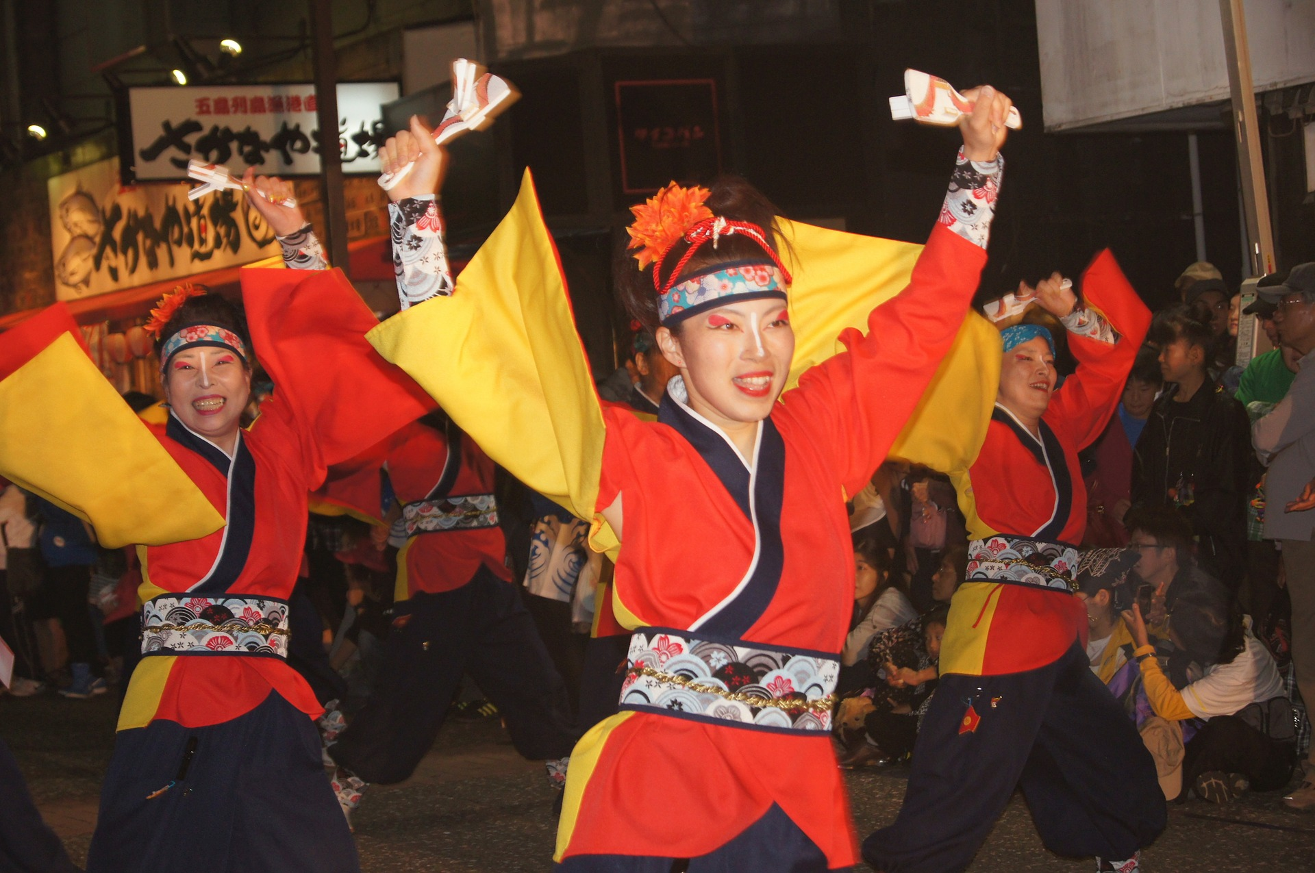 12 Festivals You Can Enjoy All the Year Round in Japan