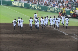 High School Baseball Championship as Japanese Summer Tradition