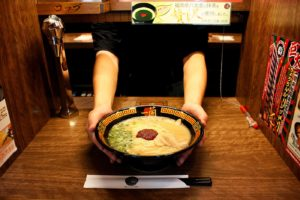 Ichiran Ramen – Taste of a Culture