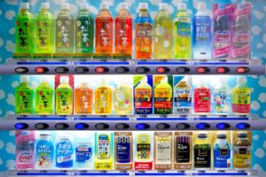 4 Types of Vending Machines in Japan