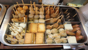 Warm Up your Winter Season with Steaming Hot Oden