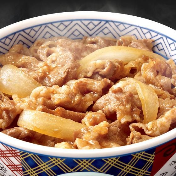 Japanese Representative Fast Foods 6 Kinds