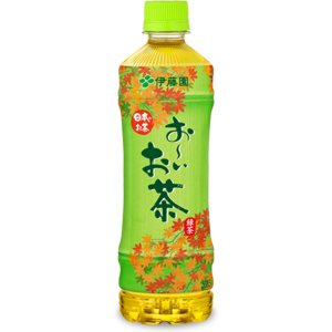 Top 2 Japanese plastic bottle green tea: try it!